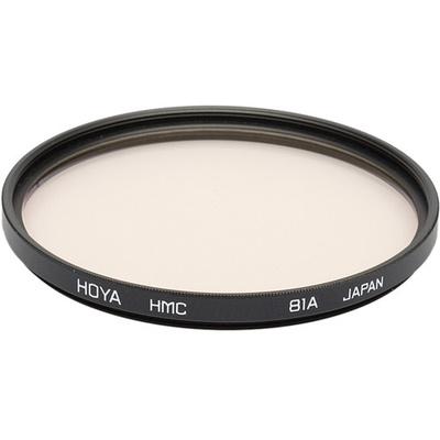 Hoya 82mm 81A Color Conversion (HMC) Multi-Coated Glass Filter