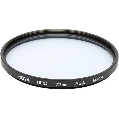 Hoya 82mm 82A Color Conversion Hoya Multi-Coated (HMC) Glass Filter
