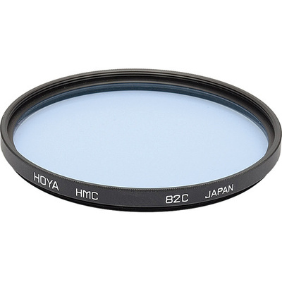 Hoya 82mm 82C Color Conversion (HMC) Multi-Coated Glass Filter