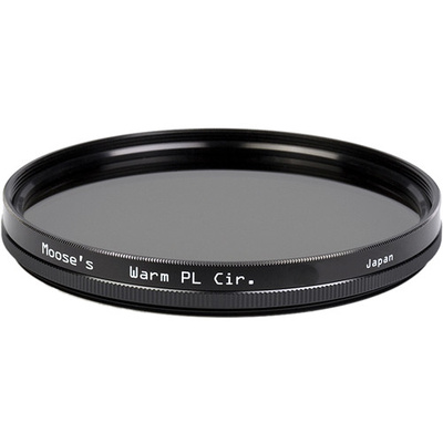 Hoya 55mm (Moose) Warm Circular Polarizer Glass Filter