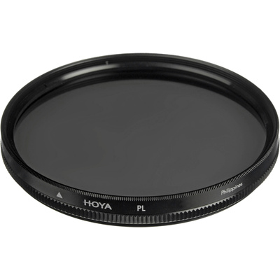 Hoya 55mm Linear Polarizer Glass Filter
