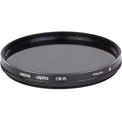 Hoya 52mm alpha Circular Polarizer Filter