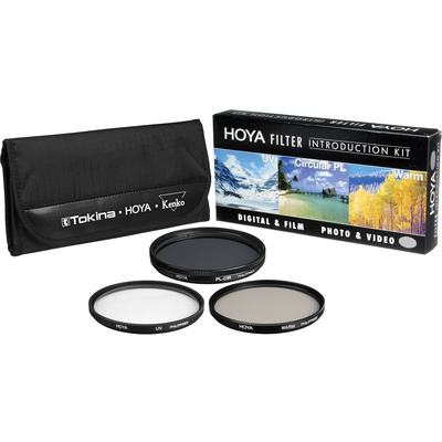 Hoya 25mm Introductory Filter Kit