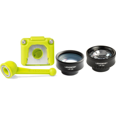 Lensbaby Creative Mobile Kit for iPhone 5/5s