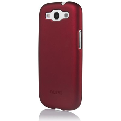 Incipio Feather for Samsung Galaxy SIII (Red)