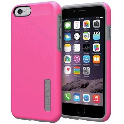 Incipio DualPro Case for Apple iPhone 6 (Pink/Grey)