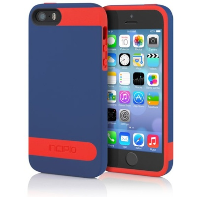 Incipio OVRMLD for iPhone 5/5S (Blue/Red)