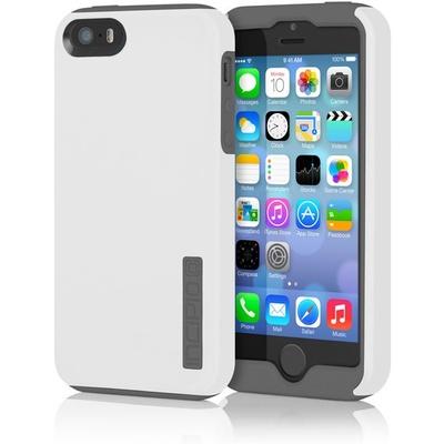 Incipio Dual Pro for iPhone 5/5S (White/Grey)