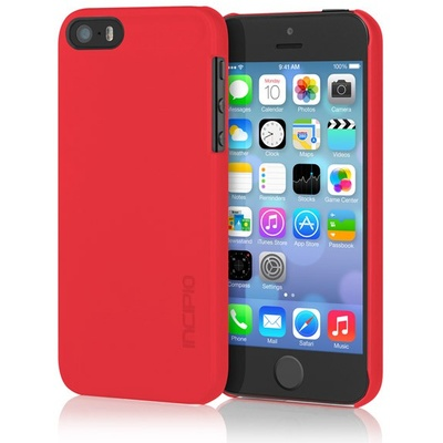 Incipio Feather for iPhone 5/5S (Red)