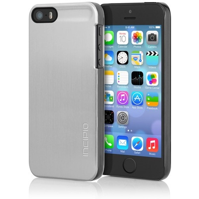 Incipio Feather Shine for iPhone 5/5S (Silver)