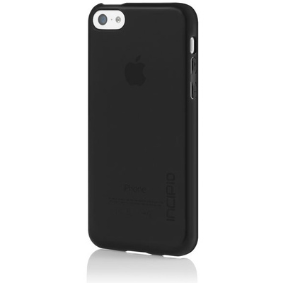 Incipio Feather Clear for iPhone 5C (Black)