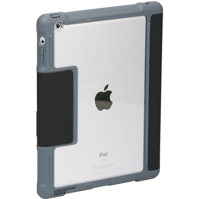 STM Dux Cover for iPad 2/3/4 (Black)