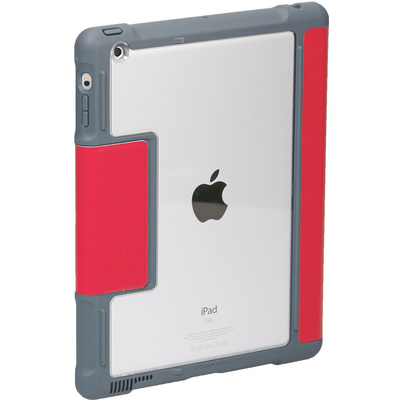 STM Dux Cover for iPad 2/3/4 (Red)