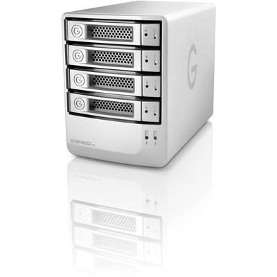 G-Technology 4TB G-SPEED eS 4-BAY RAID Array w/ 4x 1TB Enterprise Drives