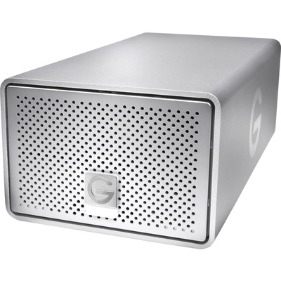 G-Technology 4TB G-RAID Storage System with Removable Drives