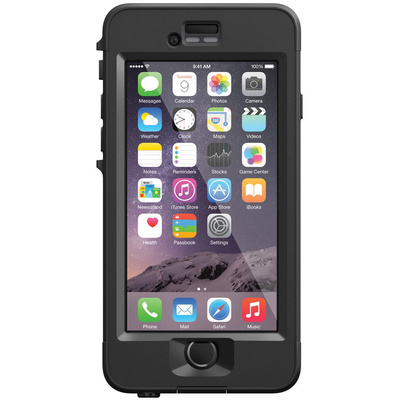 LifeProof nuud Case for iPhone 6 (Black)