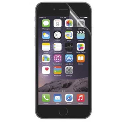 NVS Clear Screen Guard for iPhone 6 (3 Pack)