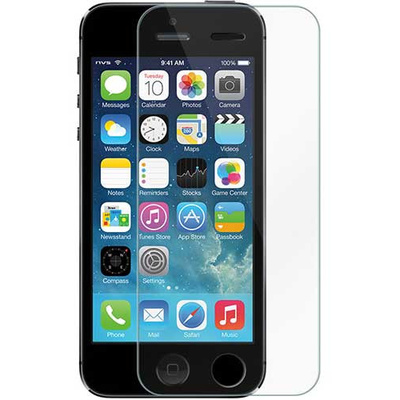 NVS Glass Screen Guard for iPhone 5/5S/5C (Clear)