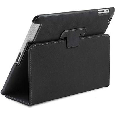 NVS Folio Stand for iPad 2/3/4 (Black)