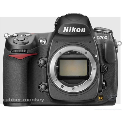 Nikon D700 Body Including CF4GB Memory Card