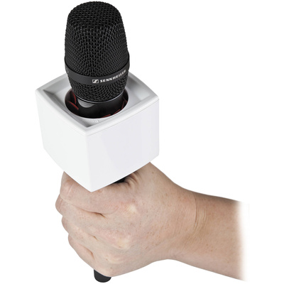 Rycote Square Mic Flag (White)