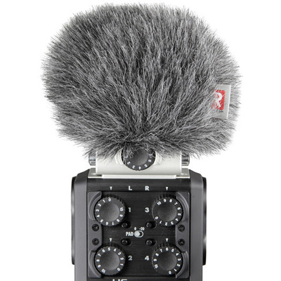 Rycote Mini Windjammer for Zoom H6 Mid-Side Module