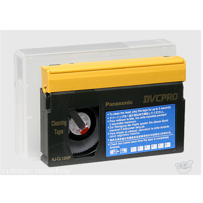 Panasonic AJ-CL12MP Cleaning Tape (med)