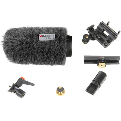 Rycote Classic-Softie Camera Kit for Shotgun Microphones (18cm)