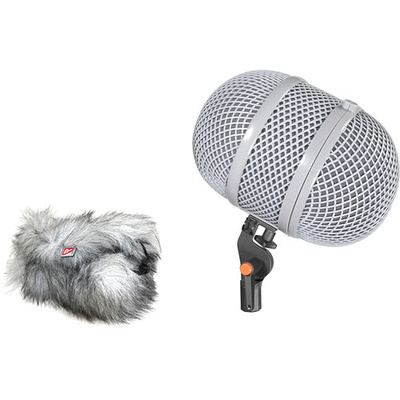 Rycote Stereo Windshield WS AC XY/MS Kit (No ConnBox)