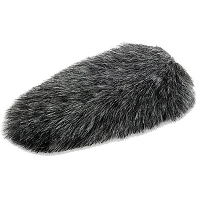 Rycote Fur Windjammer for VP83 and VP83F LensHopper Microphones