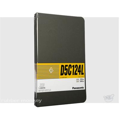Panasonic D-5 Tape 124 (lge)