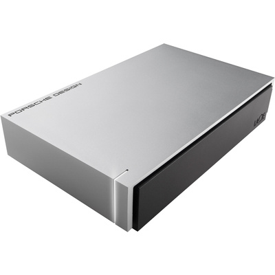 LaCie 5TB Porsche P'9233 USB 3.0 Desktop Hard Drive