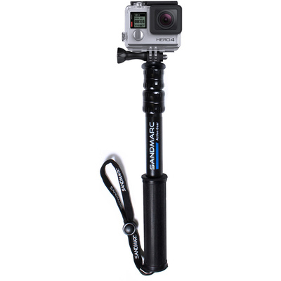 SandMarc GoPro Pole - Compact Edition
