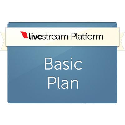 Livestream Platform Basic Annual Renewal