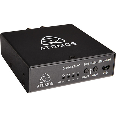 Atomos Connect-AC S2H Converter with AC Cable (EDUCATION)