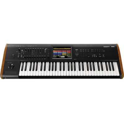 Korg Kronos 2 - 61 Key Music Workstation with SGX-2 Engine