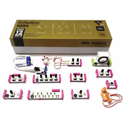 Korg littleBits Synth Kit - Modular Analog Synthesizer Kit