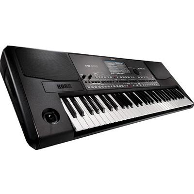Korg PA-600 Professional 61-Key Arranger Keyboard with Built-In Speakers