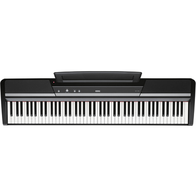 Korg SP170s 88-Key Digital Piano (Black)