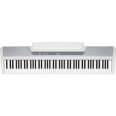 Korg SP-170s 88-Key Digital Piano (White)