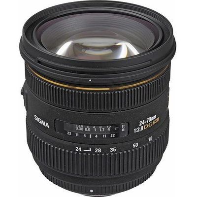 Sigma 24-70mm f/2.8 IF EX DG HSM Autofocus Lens for Sony/Minolta AF