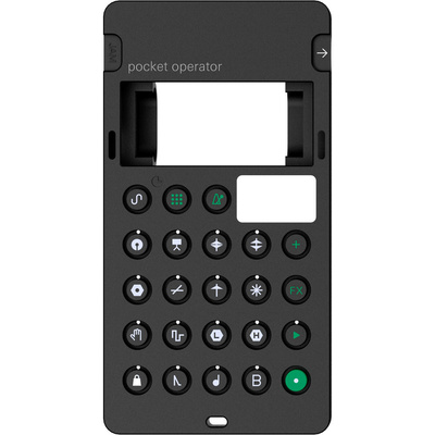 Teenage Engineering CA-12 Silicone Pro Case for Pocket Operator PO-12 (Green)