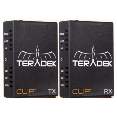 Teradek Featherlight HDMI H.264 Encoder/Decoder Pair with Internal Antennas