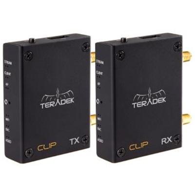 Teradek Aluminium HDMI H.264 Encoder/Decoder Pair with External Antennas