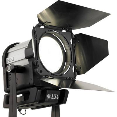 Litepanels Inca 6 LED Fresnel Light (100-240 VAC, NZ/AU Power Cord)