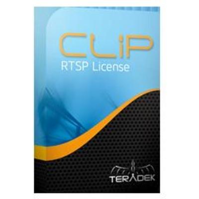 Teradek Clip RTSP License