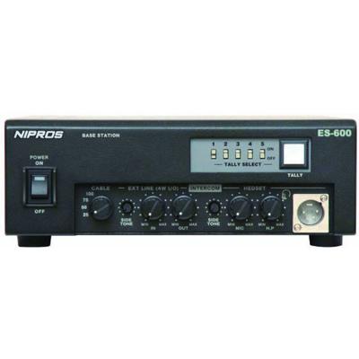 Nipros ES-600 Base Station Unit for ES-500 Multi-Core Camera System