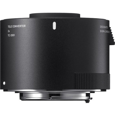 Sigma TC-2001 2.0x Teleconverter for Canon EF