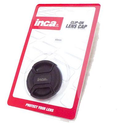 Inca 49mm Clip-On Lens Cap