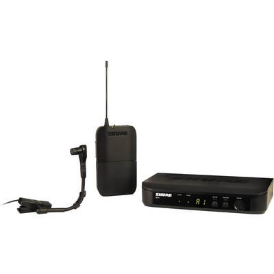 Shure BLX14/B98 Instrument Wireless System with Beta 98H/C Mic (H8) 518 - 542 MHz